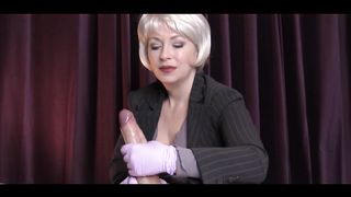 Teaching handjob JOI with ejaculation