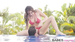 Babes - Elegant Anal - Fun Pool - Joel and Martina Gold - HD