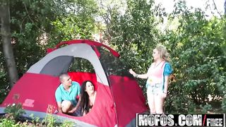 Mofos - Mofos B Sides - Camp Counselors Got Some Big Tits, Aiden Starr