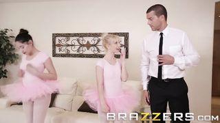 Free HD Porn - Naughty ballerina - Kenzie Reeves