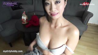 Kinky Asian MILF fucked - PORN BANE TYRA - HD