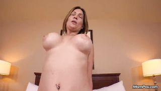 Español mom first time in porn