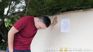 Brazzers - Army domination babe wants a big cock in her ass - Nina Elle - Full HD 720p