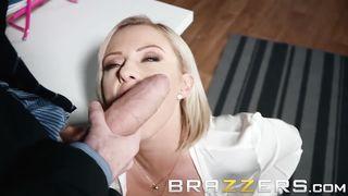 Brazzers - Dirty boss Lili Vanilli wants some big cock - Lili Vanilli and Danny D