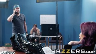 Brazzers - Monique Alexander Boss Anal - HD 2018