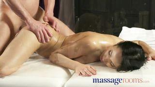 Angie Moon Massage - Full HD [720p]