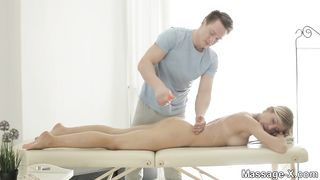Massage-X - Rub me all and cum in my mouth - Rita Rush, Brian - HD