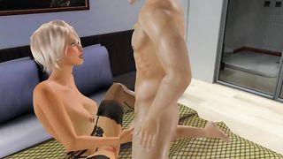 3D Sex 2018 Strange Life