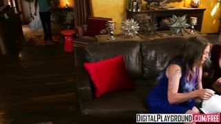 Digital Playground - My Mom`s Best Friend - Blake Morgan and Justin Hunt