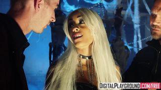 Digital Playground - Nevermore Episode 4 - Alyssa Divine, Danny D and Nacho Vidal - HD 720p
