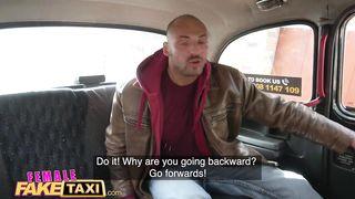 Fit taxi driver rides cock like a pro - Vanessa Decker, Matt Quid -  FFT 2 March 2018 - HD 720p