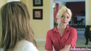 Anikka Albrite and Aspen Ora - Offbeat Job Interview - HD 720p
