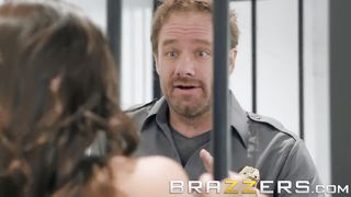 Johnny Sins Brazzers - Horny & Dangerous: Conjugal Visit - Abigail Mac - HD 720p
