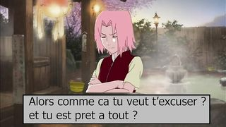 Sakura French Porn Game Gameplay HD 720p