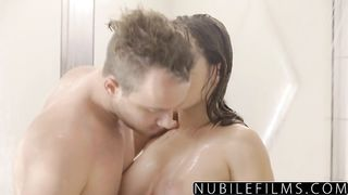 Leah Gotti Hot Shower Sex Movie