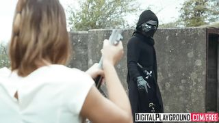Star Wars The Last Temptation A DP XXX Parody Scene 3 Adriana Chechik, Axel Aces, Tony De Sergio and Xander Corvus