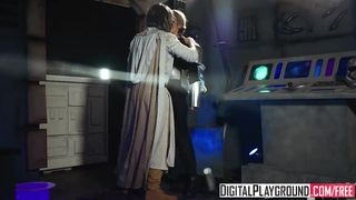 Star Wars 2018 The Last Temptation A DP XXX Parody Scene 4 Lily Labeau and Erik Everhard