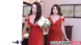 Wedding Belles Scene 3 - Anna Bell Peaks, Justin Hunt - HD 720p