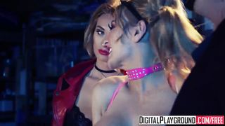 Digital Playground - Nevermore Episode 1 - Natalia Starr and Felix Jones - HD 720p