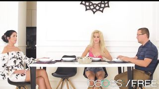 Step Mom Lessons - MEAT THE PARENTS 2017 - Monique Woods, Loren Minardi, Dean Van Damme