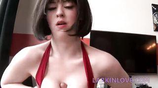 Long Tongue Blowjob HD 720p