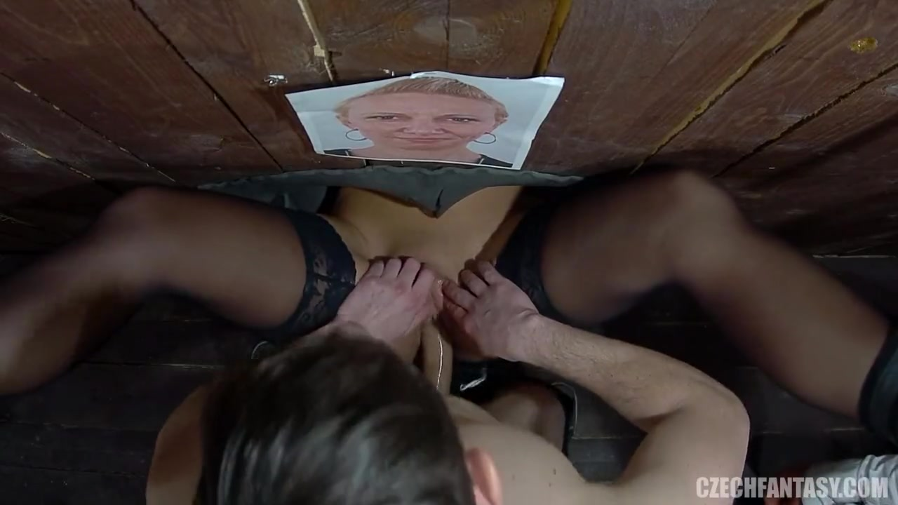 Gloryhole czech