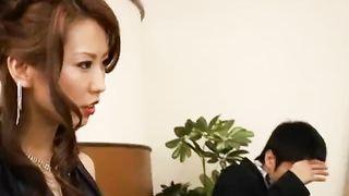 Full Movie - Slave of Rich (Japanese, Censored)