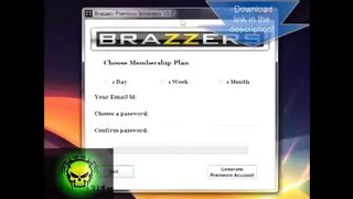 Brazzers Premium Account Generator - FAKE SHIT WITH A MAINER TROJAN