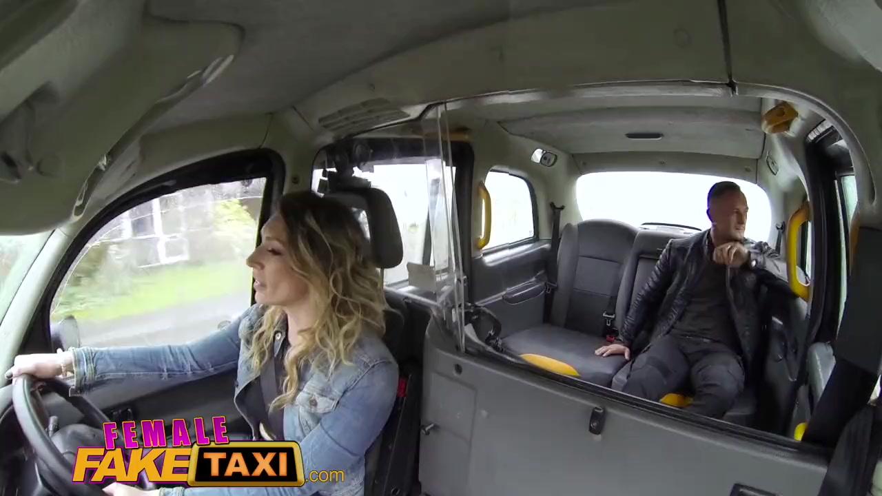 Female Fake Taxi Caught