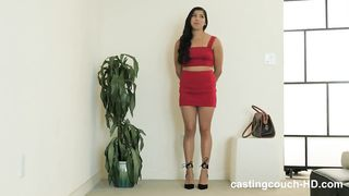 Latina milf porn casting