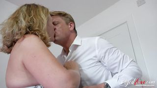 AgedLovE Camilla and Marc Kaye Hardcore Fuck