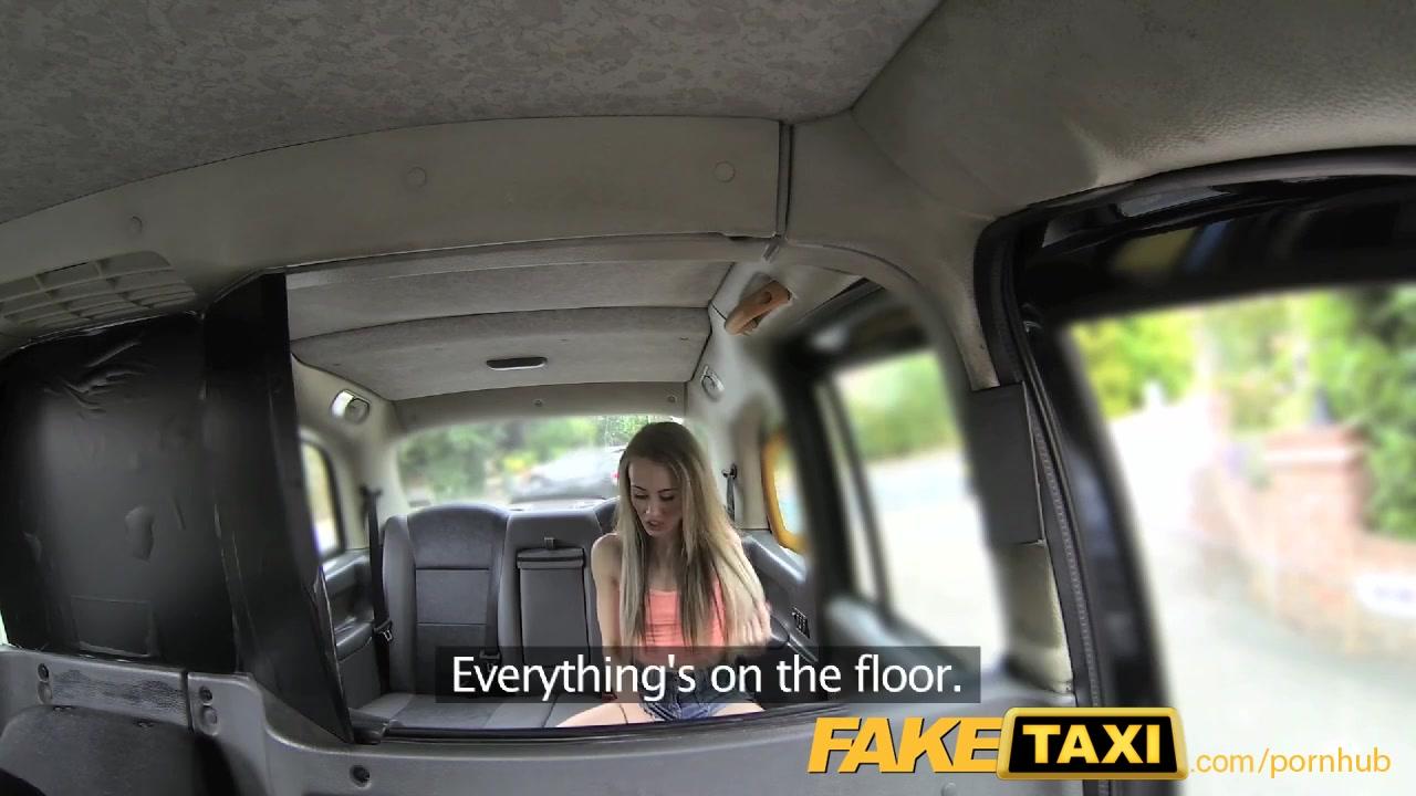 Female Fake Taxi Redhead