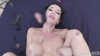 New Veronica Avluv Squirt Porn Video 2018