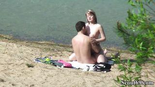 Sexo playa verano 2018