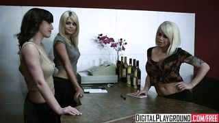 Brooke Haven, Marcus London & Tommy Gunn - HD 720p