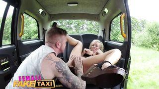 Female Fake Taxi 2018 British HD 720p