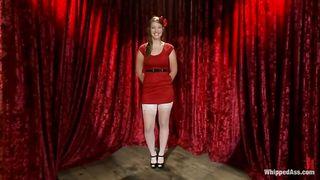 Strapon Defloration Virgin BDSM Lesbians Sex - Sophia Lauryn - HQ 720p