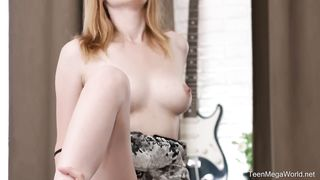 Teen 18 years have threesome sex with couple - Emily Red, Anna G HD 720p