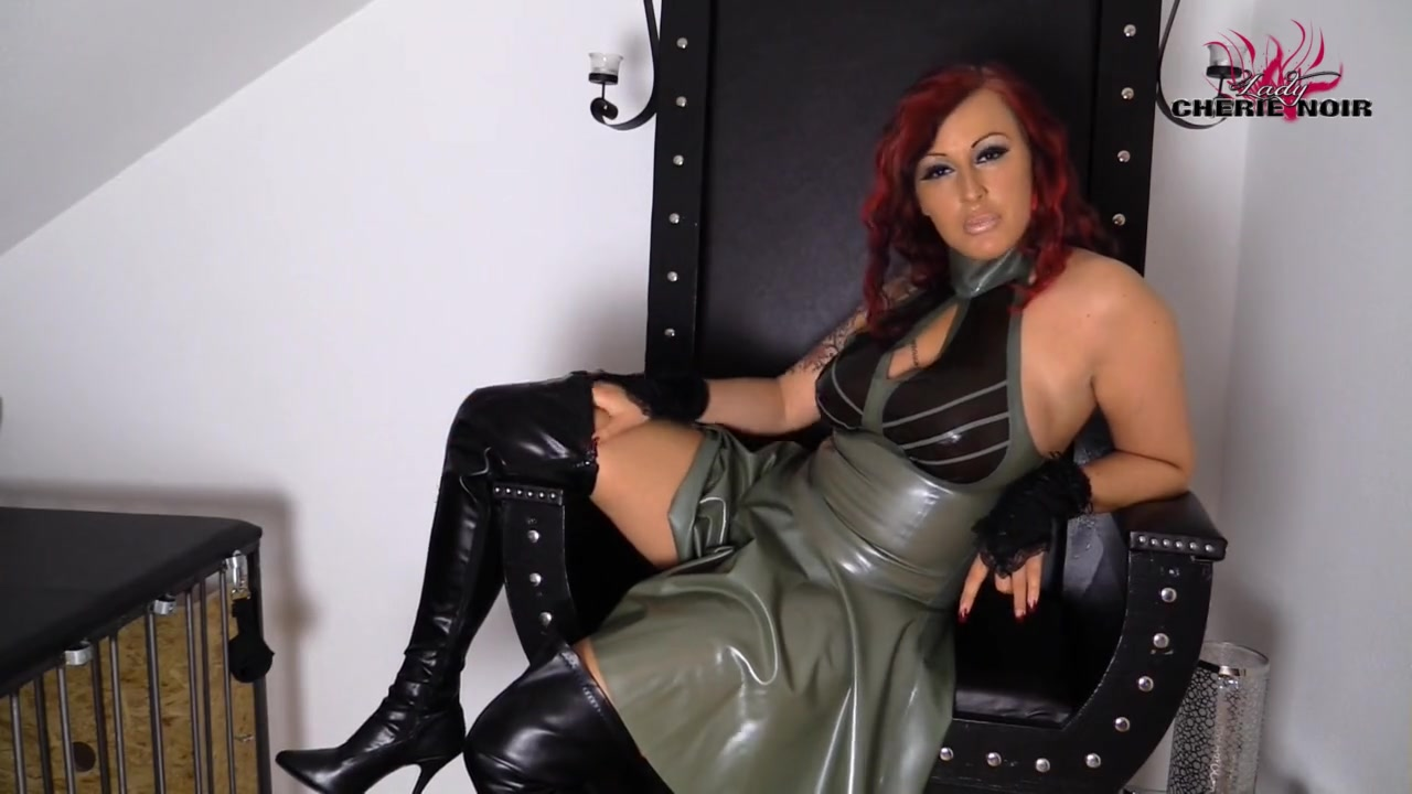 German Mistress Dirty Talk