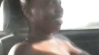 Black boobs