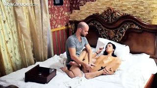 How To Fuck - Sensual G-Point massage for your lovely babe - HD 720p