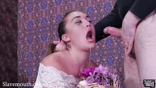 Kat Monroe Hard Throat Abuse FUCKS