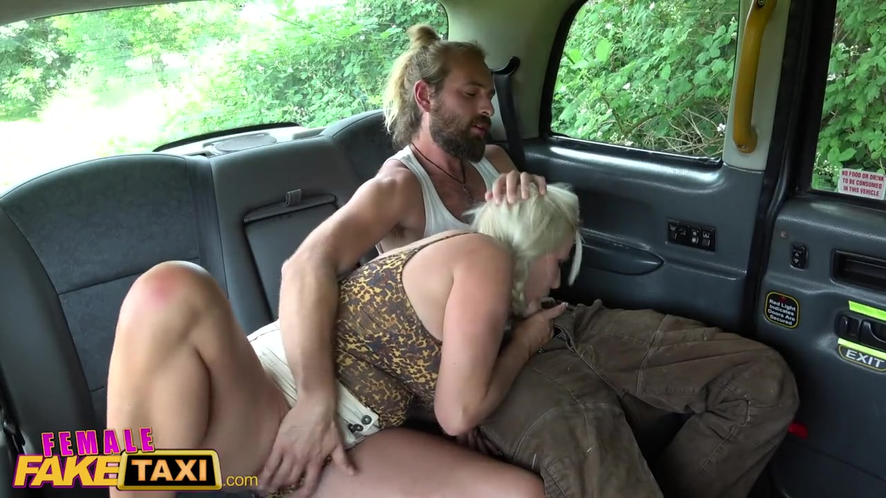 Ava Austen Female Fake Taxi