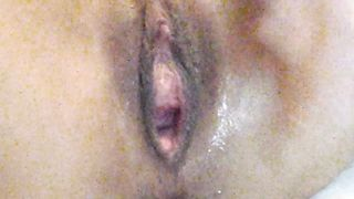 Asian pussy closeup video