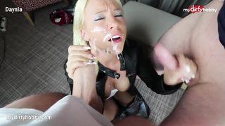 Free Porn Geman Blonde DP - Daynia - HD 720p