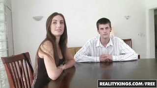 Reality Kings - Kaylee Daniels in her first Porn Audition - HD 720p
