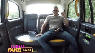 Female Fake Taxi - Georgie Lyall - HD 720p