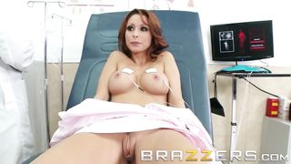BRAZZERS - Doctor have sex with patient - Monique Alexander, Marco Banderas - HD 720p