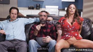 Free Porn Brazzers 2018 - Cheating Wife - Ariella Ferrera 480p