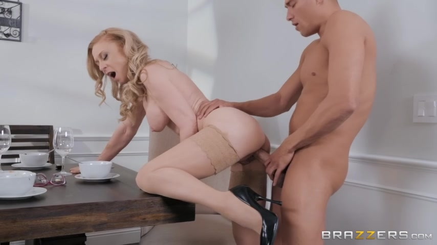 Xander Corvus Fucks Mom